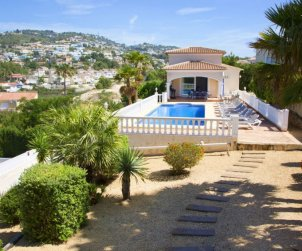 House   Calpe 8 persons - private pool p1
