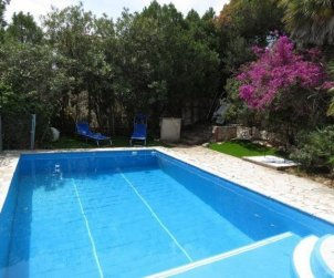 House  in Peniscola  for 9 persons with private pool and near sea  p1