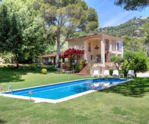 House   Begur 10 persons - private pool p1