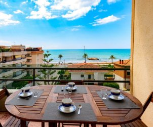 Flat   Cunit 4 persons - panoramic sea view p0