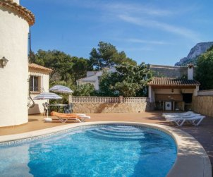 Flat   Denia 6 persons - private pool p0