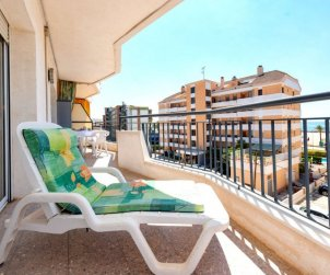 Flat   Cunit 4 persons - panoramic sea view p1