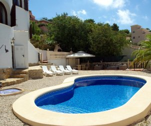 House   Benitachell 4 persons - private pool, sea view and wifi p2