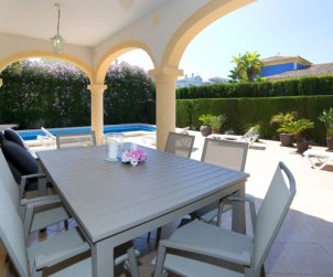 House   Calpe 6 persons - private pool p2