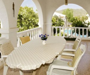Flat   Peniscola 4 persons - private pool p1