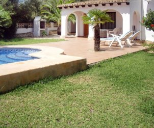 House   Moraira 4 persons - private pool p2