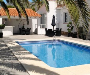House   Altea 4 persons - private pool p0