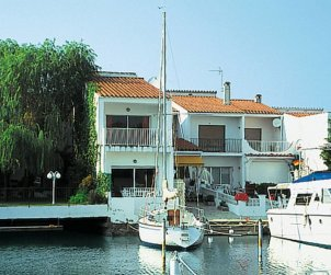 House   Empuriabrava 10 persons p0