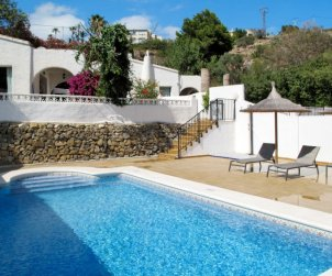Flat   Calpe 4 persons - private pool p0