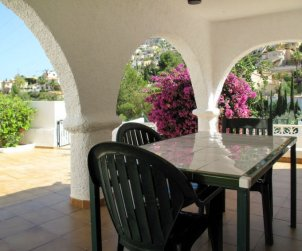 Flat   Calpe 4 persons - private pool p1