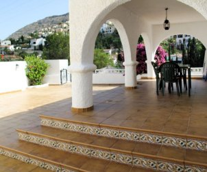 Flat   Calpe 4 persons - private pool p2