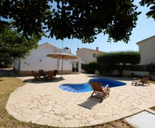 House   Ametlla de Mar 7 persons - private pool p1