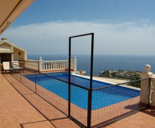 House  in Benitachell  for 8 persons with private pool, sea view and air conditioning  p2