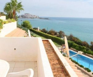 Villa  in Peniscola  for 5 people with communal swimming pool  p2