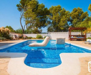 House  in Calpe  for 10 persons with private pool, sea view and air conditioning  p2