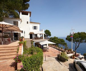House   Llafranc 10 persons - exceptional view p0