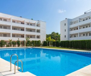 Flat   Mijas 4 persons - comunal pool p1