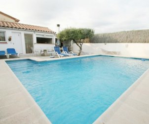Villa  in Ametlla de Mar  for 7 people with private pool protected  p2