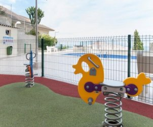 Flat  in Peniscola  for 7 people with swimming pool and near sea  p2