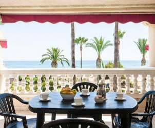 Flat  in Alcoceber  for 6 persons with shared pool, sea view and air conditioning  p2