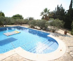 Villa  in Ametlla de Mar  for 8 persons with private pool  p0