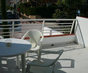 Flat  in Alcoceber  for 4 people with internet and near sea  p1
