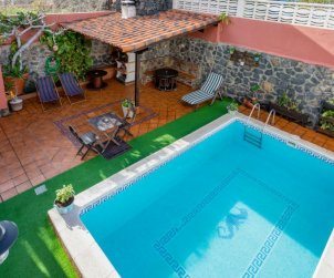 House   Bajamar 6 persons - private pool p0