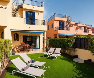 House   Maspalomas 4 persons - comunal pool p0