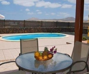 House   Lajares 4 persons - private pool p1