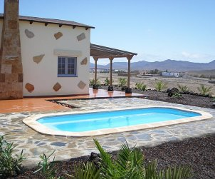 House   Gran Tarajal 4 persons - private pool p0