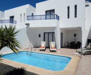 House   Playa Blanca 4 persons - private pool p1