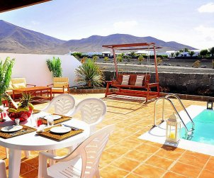 House   Playa Blanca 6 persons - private pool p0