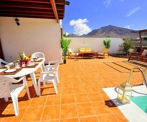House   Playa Blanca 6 persons - private pool p2