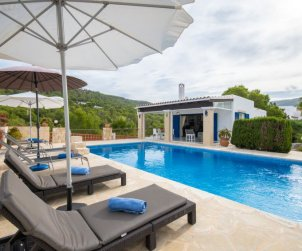 House   Cala Vadella 6 persons - private pool p0