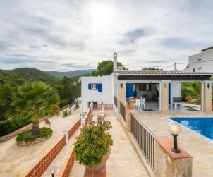 House   Cala Vadella 6 persons - private pool p1