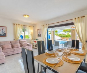 House   Cala Vadella 6 persons - private pool p2