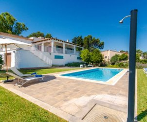 House   Cala Blava 8 persons - private pool p2