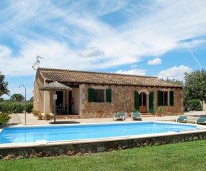 House   Sa Rápita 4 persons - private pool p0