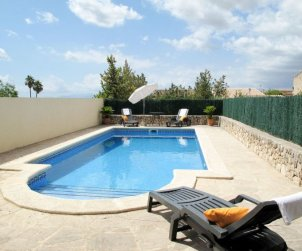 House   Montuiri 6 persons - private pool p0