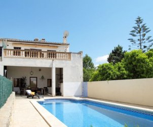 House   Montuiri 6 persons - private pool p1