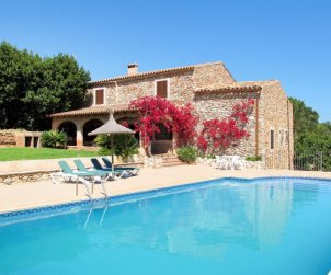 House   Cala d'Or 6 persons - private pool p0