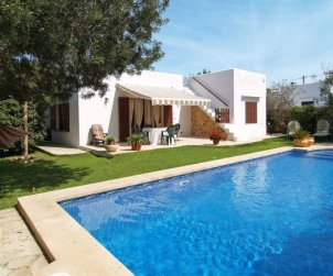 House   Cala Figuera 4 persons - private pool p0