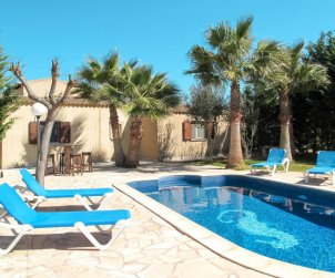 House   ses Salines 6 persons - private pool p0