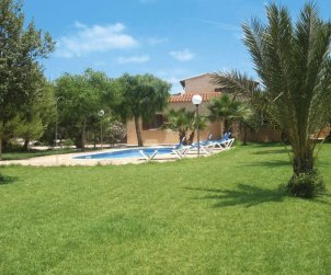 House   ses Salines 6 persons - private pool p1