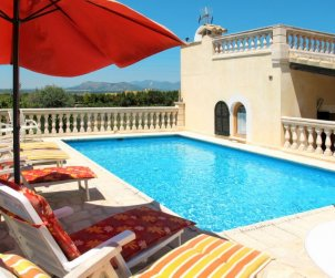 House   Muro 6 persons - private pool p0