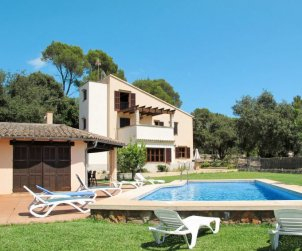 House   Capdepera 6 persons - private pool p0
