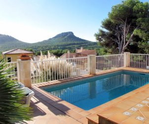 House   Capdepera 8 persons - private pool p0