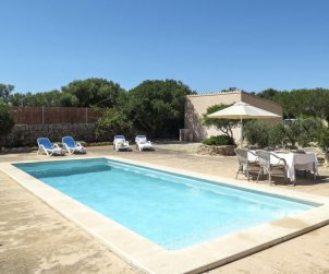 House   Llombards/C.Llombards/C.S'Almonia 4 persons - private pool p1