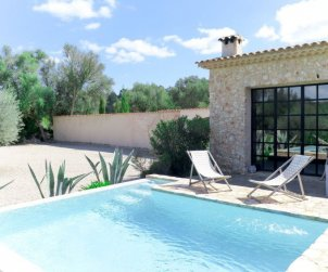 House   Costitx 2 persons - private pool p0