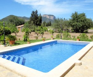 House   Alaró 6 persons - private pool p2